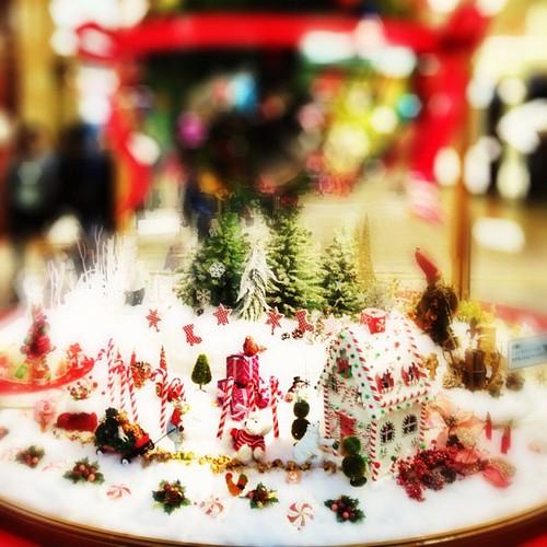 街はもうクリスマスの装いだね! #iphonography #instagram #iphone4s
