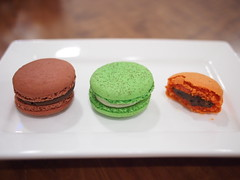 Macarons, Smitten Coffee & Tea Bar, The Quayside, Robertson Quay