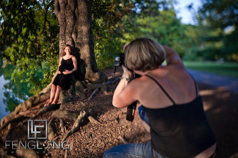 Leigh's Maternity Session | Piedmont Park | Atlanta Maternity Photographer