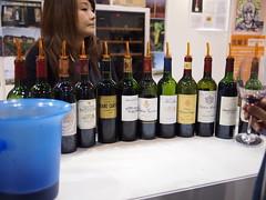 Wine Review Great Bordeaux 2008 Tasting, Wine Fiesta 2011, Suntec