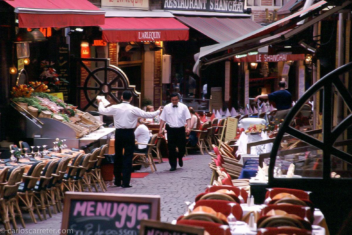 Rue des Bouchers