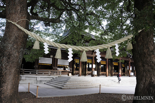 Meiji Shrine 明治神宮