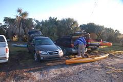 Unloading Boats