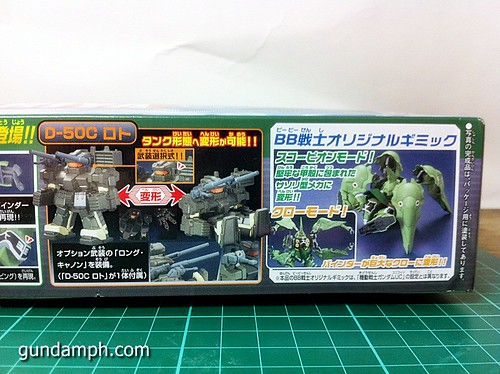 SD Kshatriya Review NZ-666 Unicorn Gundam (3)