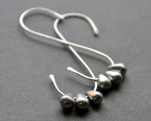The Raindrop Earrings – Epheriell Spring Collection 2011
