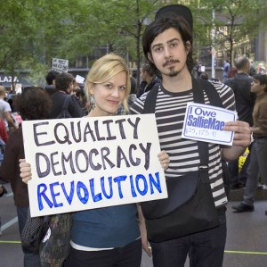 Is Occupy Wall Street a Lean Nonprofit?