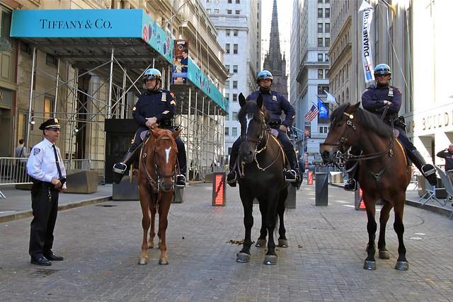 Occupy Wall Street, New York, USA