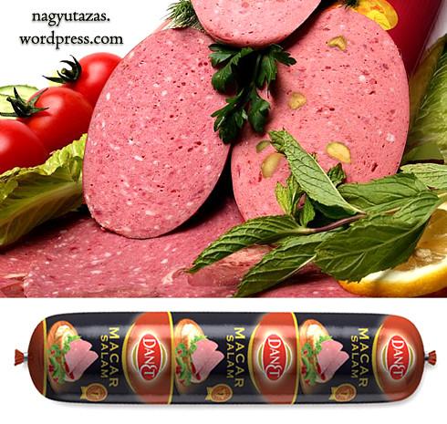 A világhírű magyar szalámi Törökországban