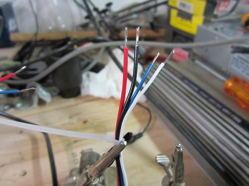 tinned leads (Medium)
