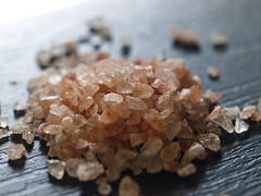 Himalayan rock salt(pink salt)