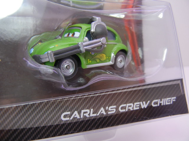 disney cars 2 kmart exclusive carla veleso and crew chief (2)