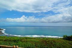 沖縄県島尻郡八重瀬町の海(Beach of Yaese Town, Okinawa, Japan)