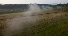 wisps of fog