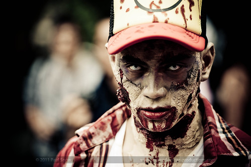 Melbourne Zombie Shuffle 2011