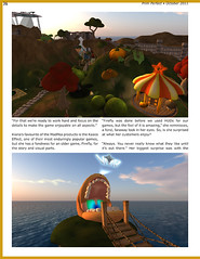 Prim Perfect: Issue 37 - October 2011: Mad Pea Company Games