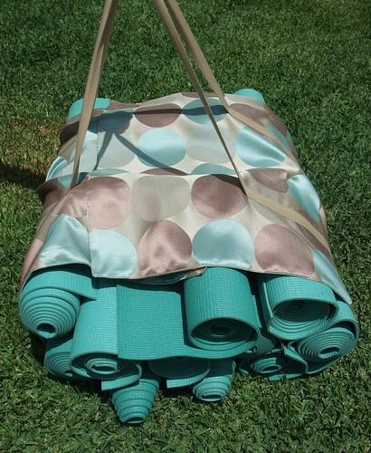 Yoga Mats Carrier 1