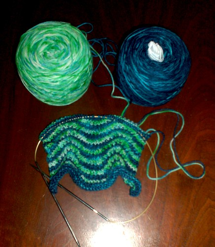 I Dream of Oceans Scarf