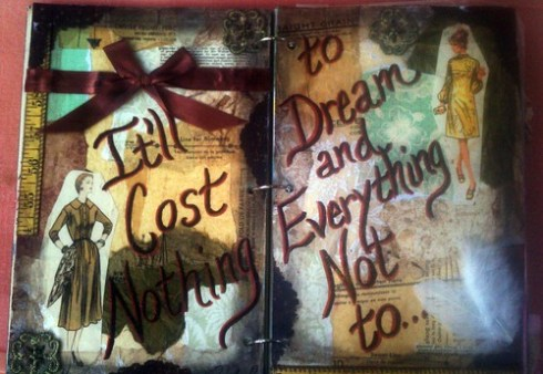 Dream by Amy Rehnae Giles