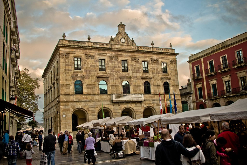 Ciudad de Gijón