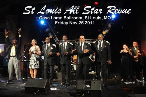 All Star Revue 11-25-11