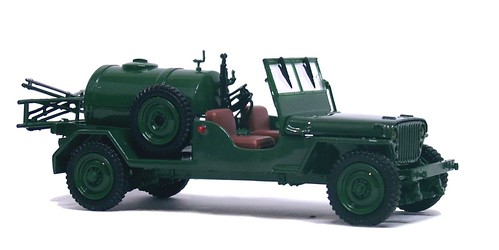 Univ.Hobbies Jeep agricola