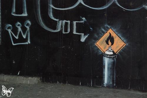 Banksy - Camden