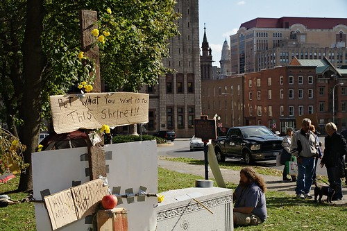 Occupy Albany, 2011.10.23