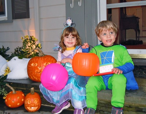 Princess and Super Why