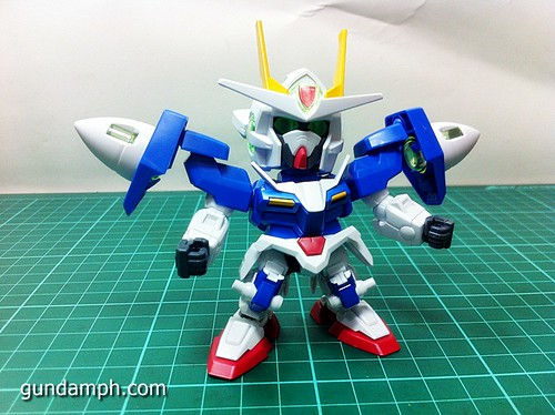 SD 00 Gundam Seven Sword G Review OOB Build GundamPH (22)