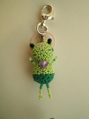 Frong Prince Keychain