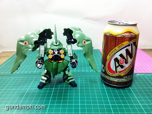SD Kshatriya Review NZ-666 Unicorn Gundam (22)