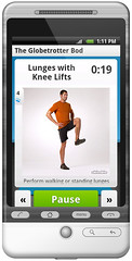 Workout of the Week: The Globetrotter Bod - Android
