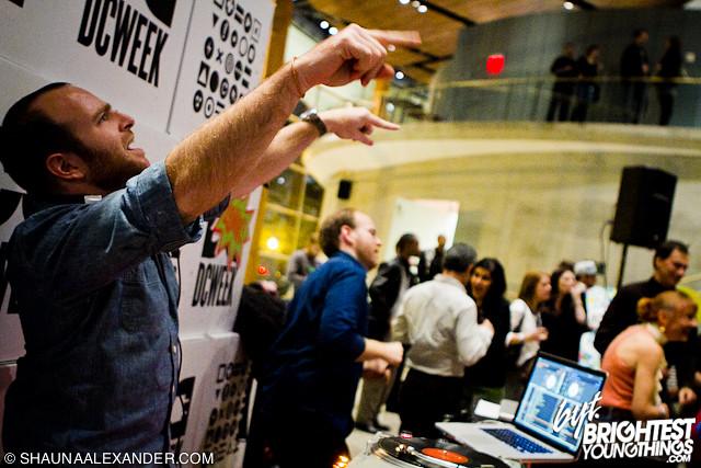 DCWeek Closing Party 2011-2019