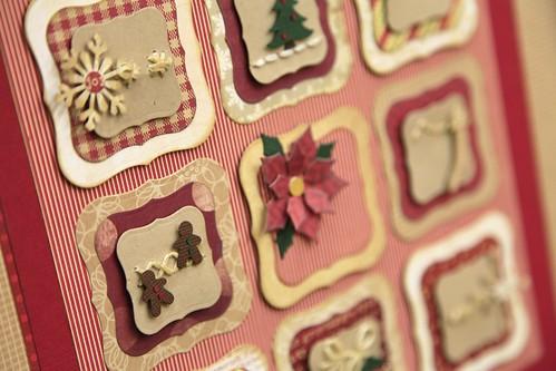 Holiday Stitch Sampler- November 2011