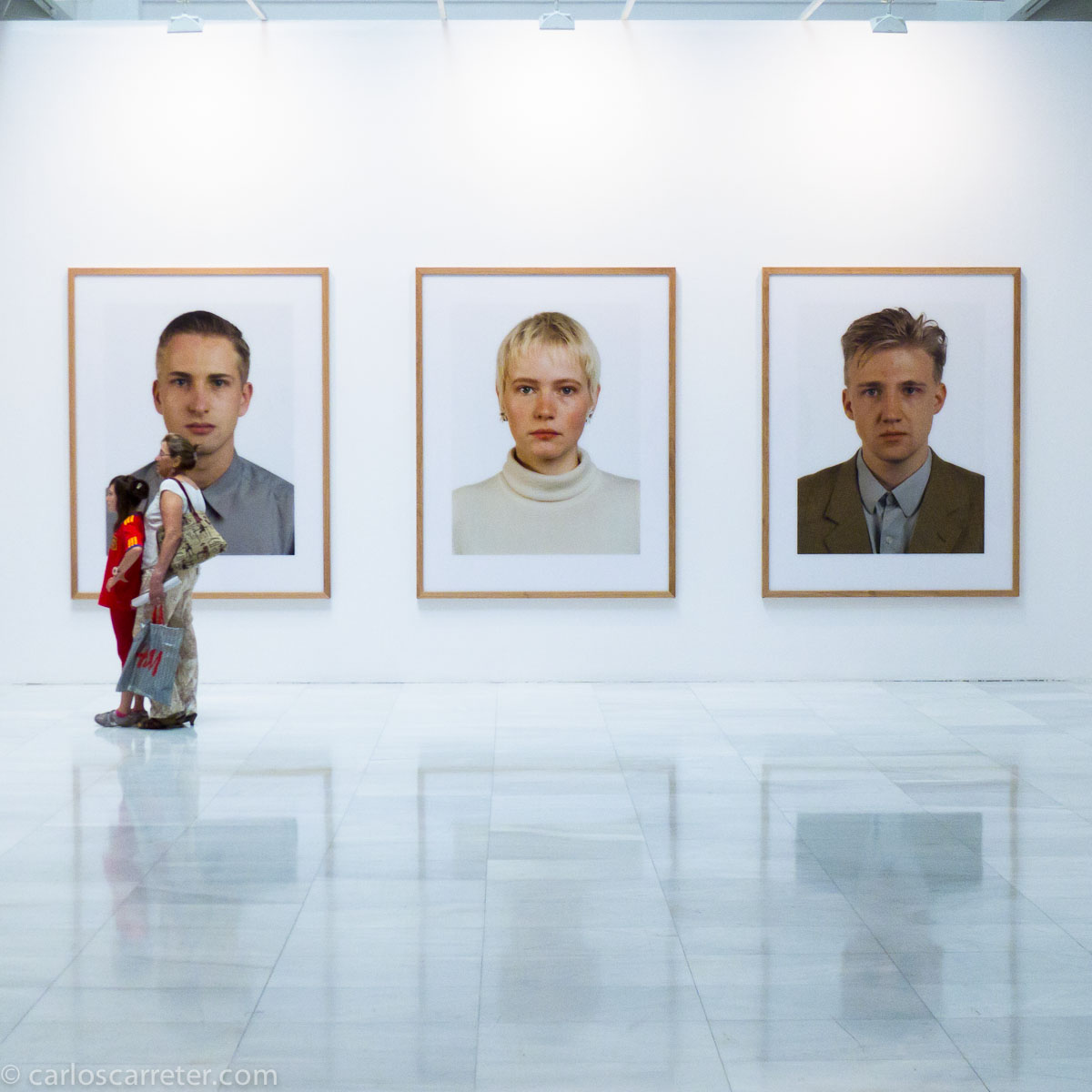 Grandes fotos de Thomas Ruff en Alcalá 31