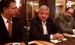 Ricardo Juarez ,Andres Manuel Lopez Obrador y ...