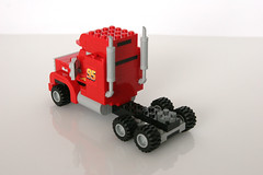 8486 Mack's Team Truck - Mack Rear