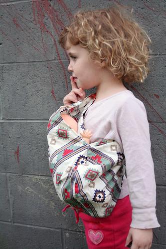 doll sling