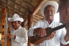 Puerto Morelos - Musicians (2)