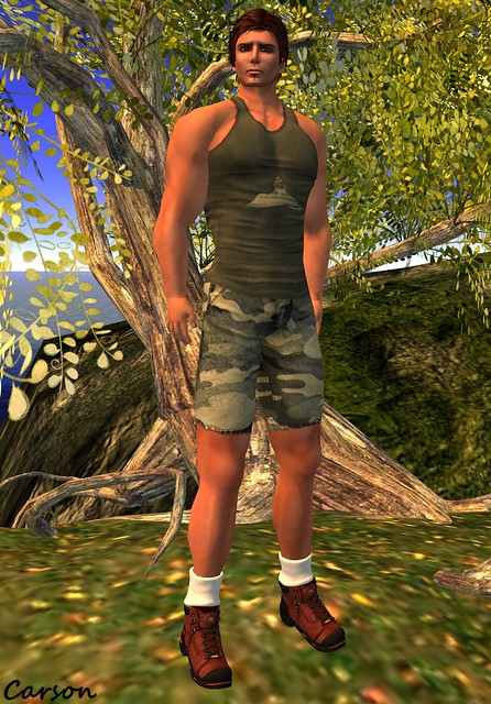 SASSY! - Camo Safari Outfit S&SH