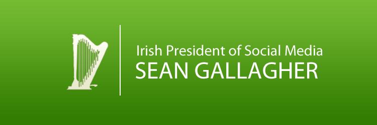 irish social media president