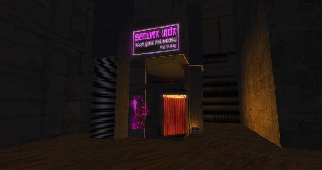 Sera's slave business.