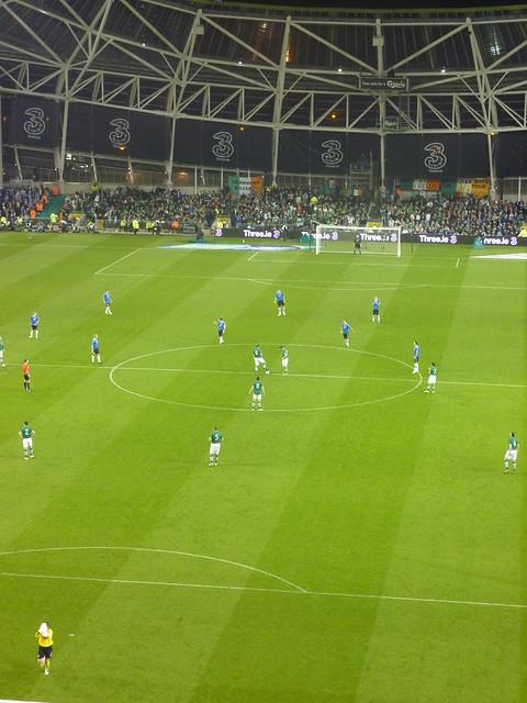 Ireland Estonia Euro 2012
