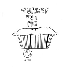 11.17.11 / Turkey Pot Pie