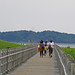 Boardwalk walking
