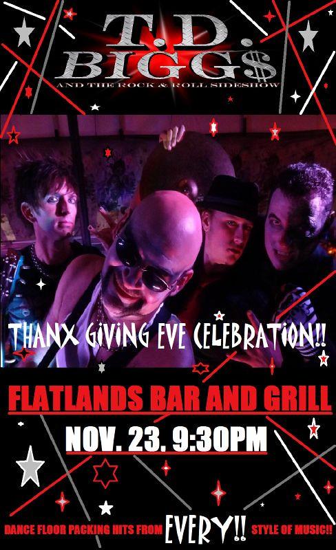 Flatlands 11-23-11, 9.30