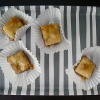 Daring Bakers' Challenge: Phyllo Dough and Baklava!