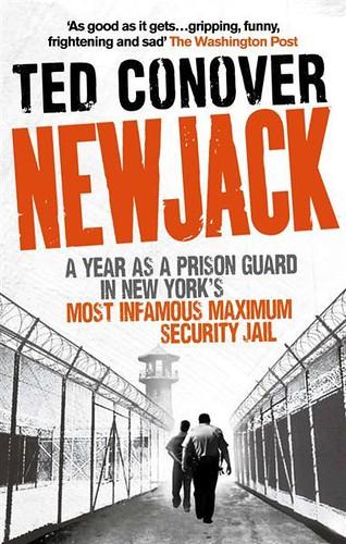 Newjack book cover