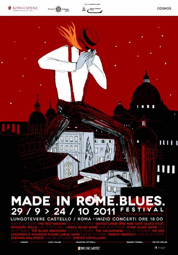 MADE IN ROME. BLUES.  by cristiana.piraino