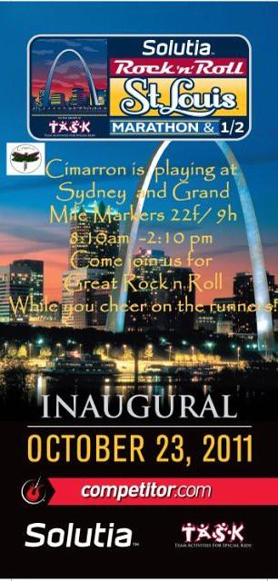 STL Marathon_Cimarron Poster c1